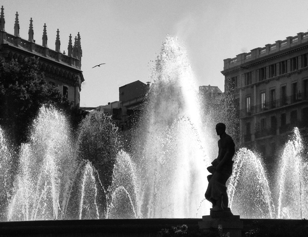 Catalonya Fountain