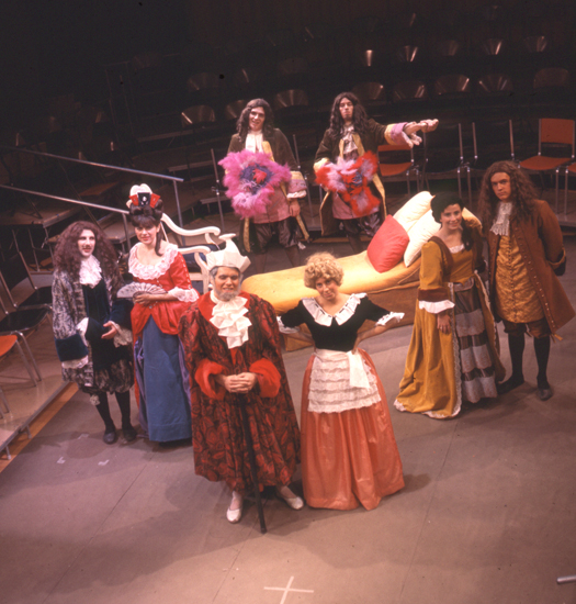 Moliere Play Costumes 1