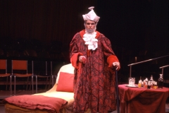 Argan the Imaginary Invalid